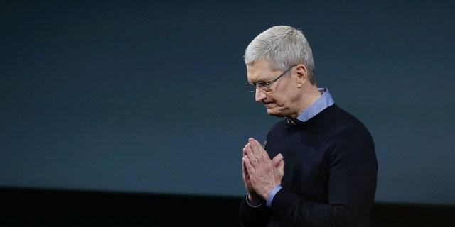 Apple tendría candidatos para sustituir a Tim Cook