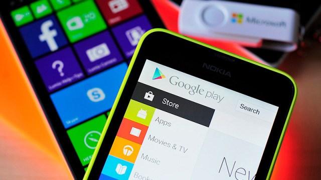 Ejecutar apps de Android en Windows 10