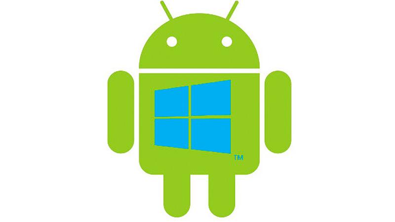 Android en Windows 10 será posible