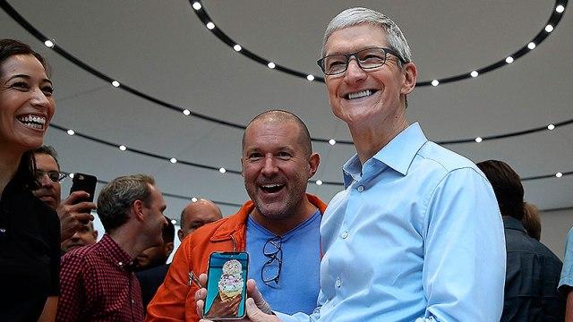 Tim Cook Apple resultados financieros Q1 2018