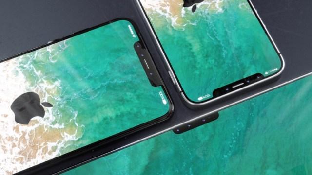 Face ID llegará a tres nuevos iPhone este año