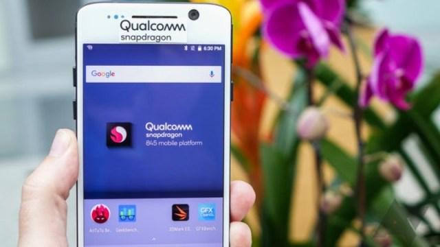 El Snapdragon gana a todos los procesadores menos al del iPhone X