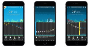 Carrot Weather: la mejor alternativa a la app nativa de tiempo | App de la semana
