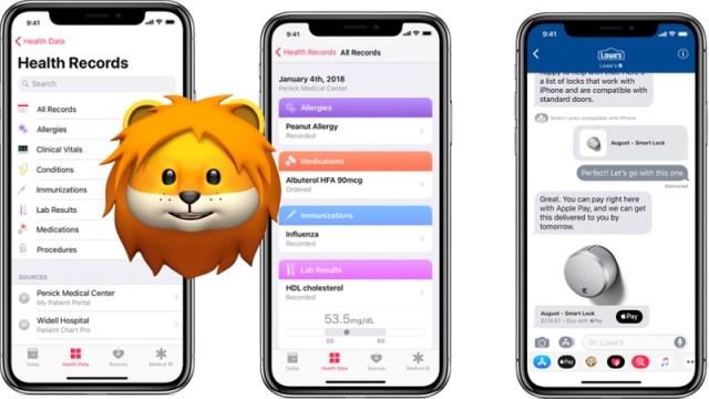 Apple lanza la versión oficial de iOS 11.4.1