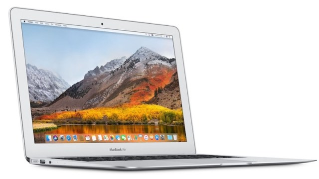 Un MacBook económico con pantalla retina vería la luz en junio
