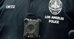Los policias podrían llevar integradas en sus cámaras corporales reconocimiento facial para detectar gamberros e intrusos en diversos lugares conflictivos