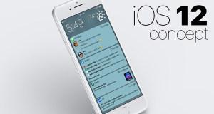 Este concepto de iOS 12 es lo que todos los usuarios de Apple soñamos para la próxima WWDC18, ojalá lleguen a nuestros iPhone e iPad