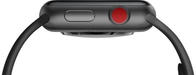 Los futuros Apple Watch tendrían los botones hápticos