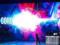 Intel ha mostrado en el #Computex2018 un procesador con 28 núcleos trabajando a 5GHz que llegaría a finales de este año