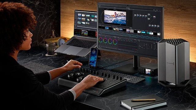 Apple y Blackmagic lanzan en exclusiva una eGPU para potenciar el rendimiento gráfico de los MacBook Pro