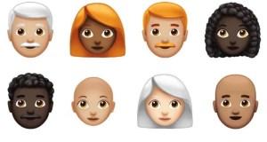 Apple desvela algunos de los nuevos emojis que veremos próximamente