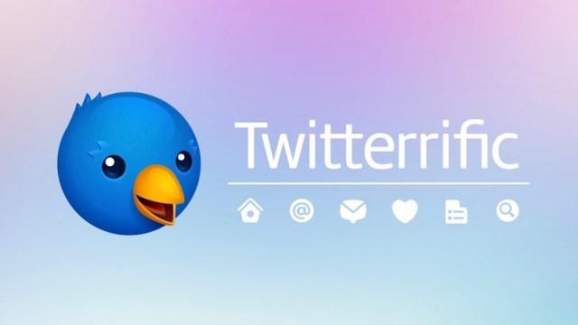 Twitterrific empieza a sufrir las restricciones de la API de Twitter