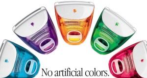 Hoy se cumplen veinte años del lanzamiento del primer iMac