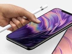 El próximo iPhone X también sería compatible con el Apple Pencil