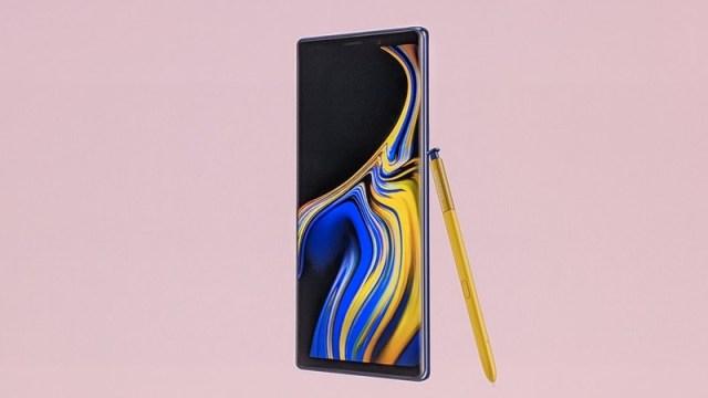 Conoce todas las características del nuevo Samsung Galaxy Note 9