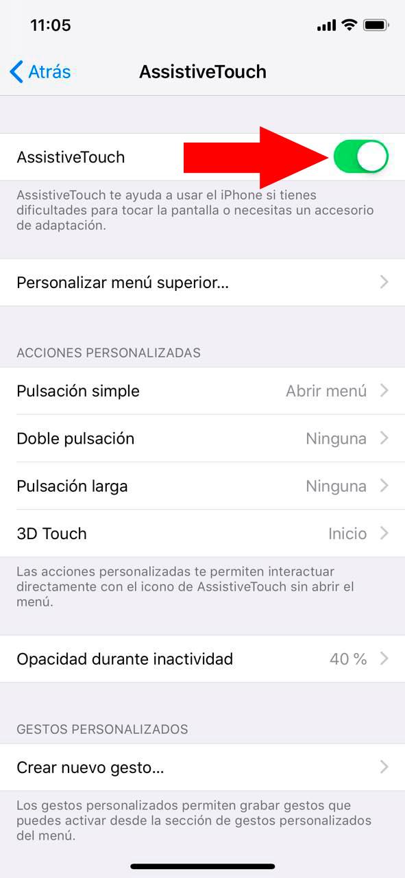 Cómo liberar memoria RAM del iPhone