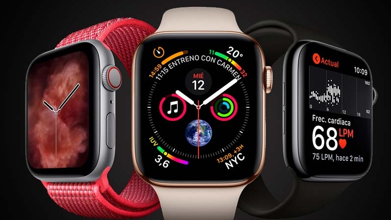 Apple Watch S4: procesador igual de rápido que un iPhone 6s