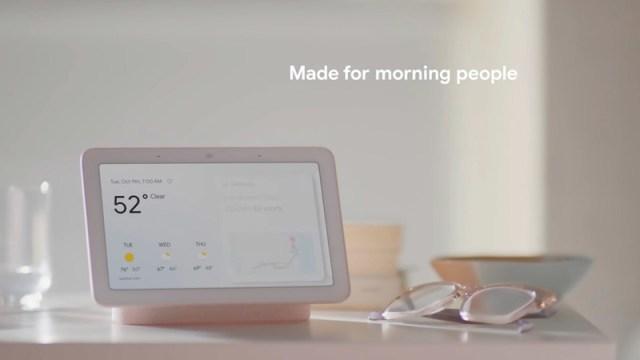 Estas son las novedades del Google Home Hub