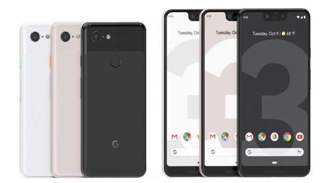 Samsung se burla del notch del Google Pixel 3