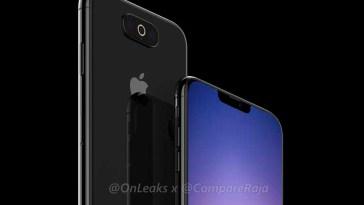 Los iPhone 13 tendrían un notch más pequeño