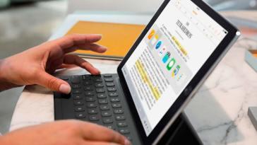 iOS 13 podría traer compatibilidad con ratón para los iPad Pro