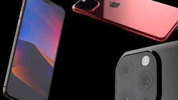iPhone XI más delgado, con triple cámara y pantalla OLED de 6.1 o 6.5 pulgadas