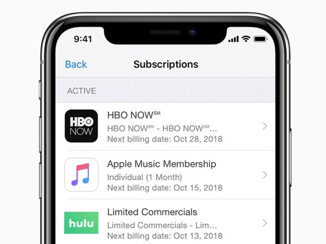 Apple añade una confirmación adicional al activar suscripciones en iOS para prevenirnos de las estafas