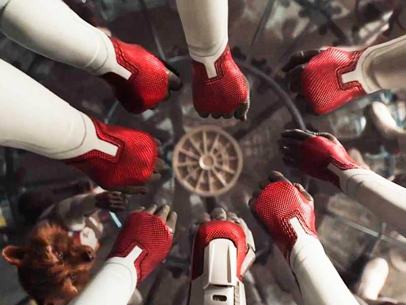 Avengers: Endgame o batalla final