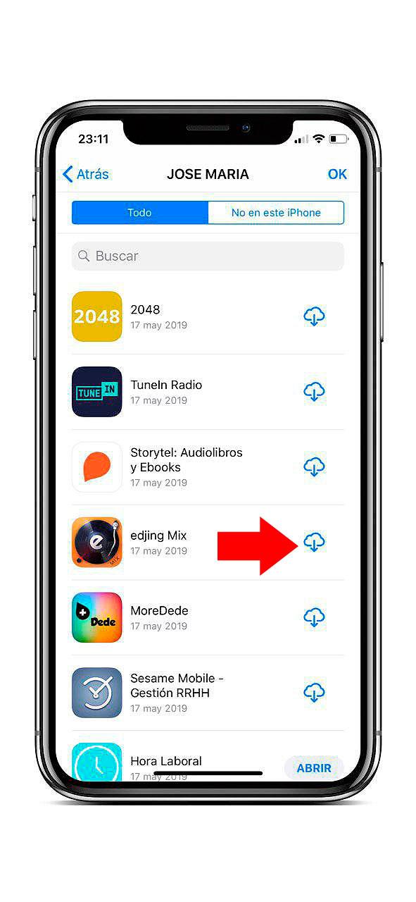 Apple en familia y cómo compartir apps gratis