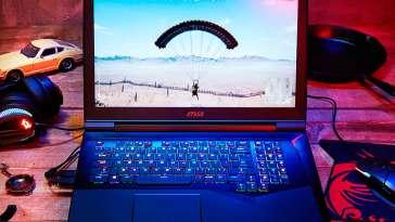 MSI y sus nuevos portátiles gaming con Intel Core i9