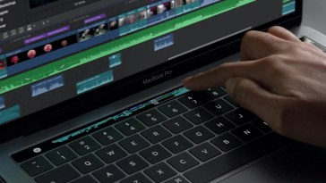 Touchbar macbook pro