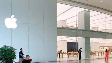 Esta es la nueva Apple Store en el aeropuerto de Singapur