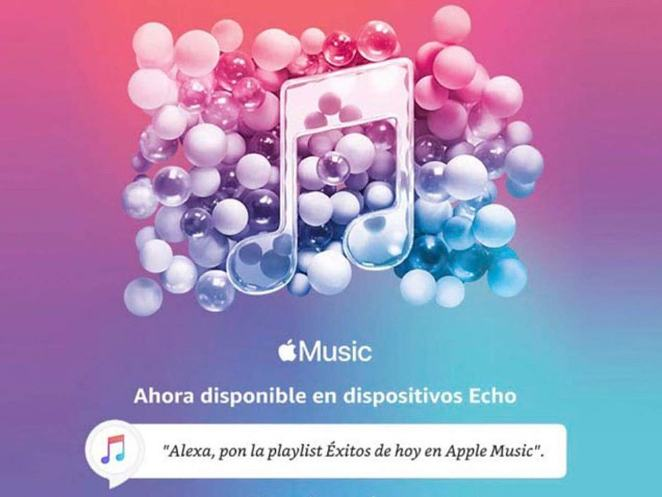 Cómo usar Apple Music con Alexa de Amazon