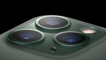 Los iPhone de 2022 podrían tener un zoom óptico de hasta 10x