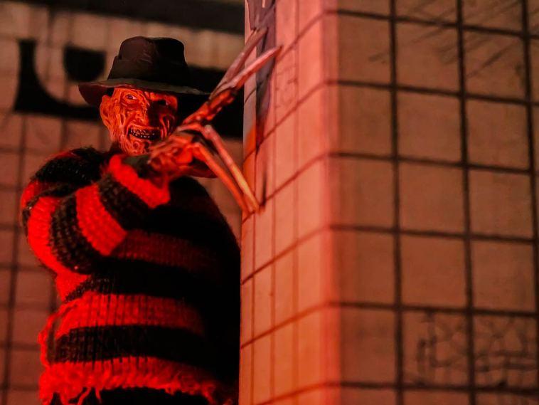 Corto de Freddy Krueger grabado con un iPhone 11 Pro
