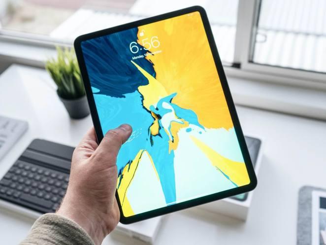 iPad aniversario 10 años