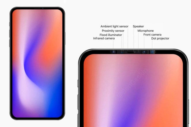 iPhone-12-sin-notch-vs-Touch-ID