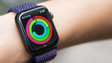 Así se pueden completar los anillos de actividad entre zonas horarias