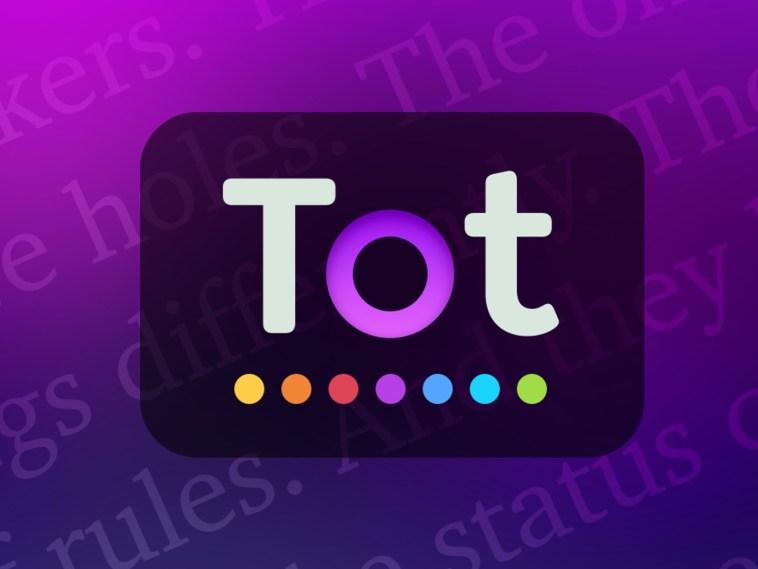 Tot Pocket: una forma bonita y simple de tomar notas rápidas y editar texto   App de la Semana