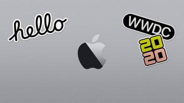 ¿Qué nos presentará Apple en su próxima Keynote online en la WWDC2020?