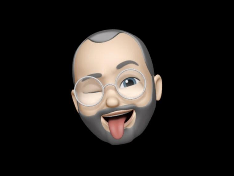 Cómo crear el Memoji de Steve Jobs