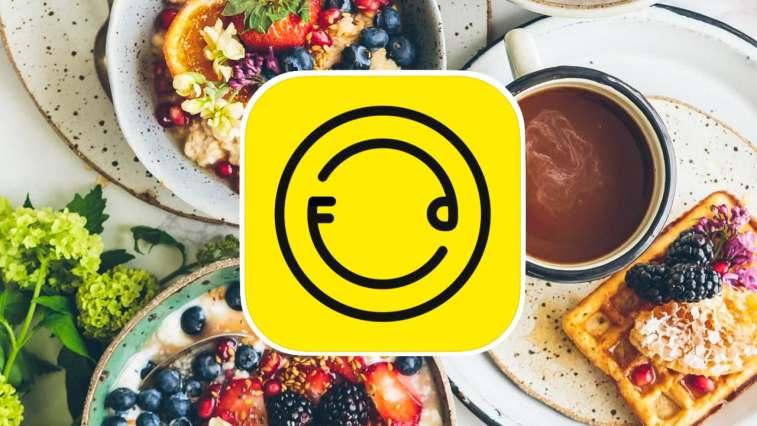 App filtro comida
