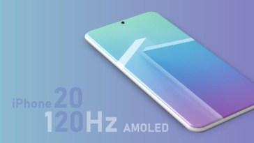 Los iPhone 12 Pro no tendrán pantalla de 120 Hz, según afirma un nuevo rumor