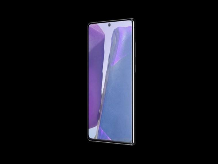 El Samsung Galaxy Note 20 aparece en otra imagen con todo lujo de datelles