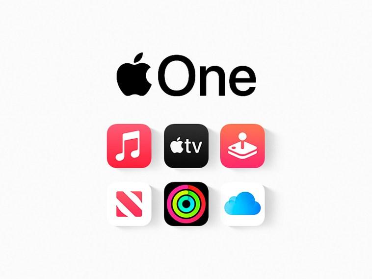 Apple One el nuevo servicio de suscripciones de Apple