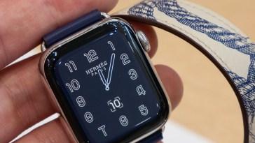 Haz que tu Apple Watch luzca como un Hermès con este truco