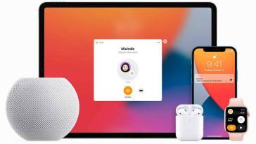 Así funciona el nuevo intercomunicador de Apple con el HomePod y demás dispositivos