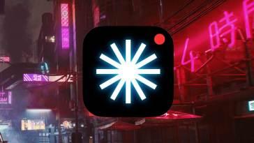 Modo noche video iPhone