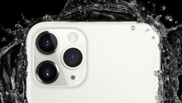 Italia impone una millonaria multa a Apple por culpa de la resistencia al agua del iPhone