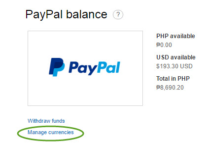 Withdraw paypal at forex